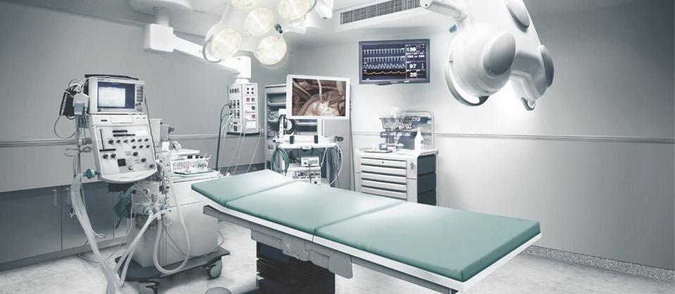 Новое хирургическое оборудование